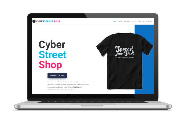 CyberStreetShop