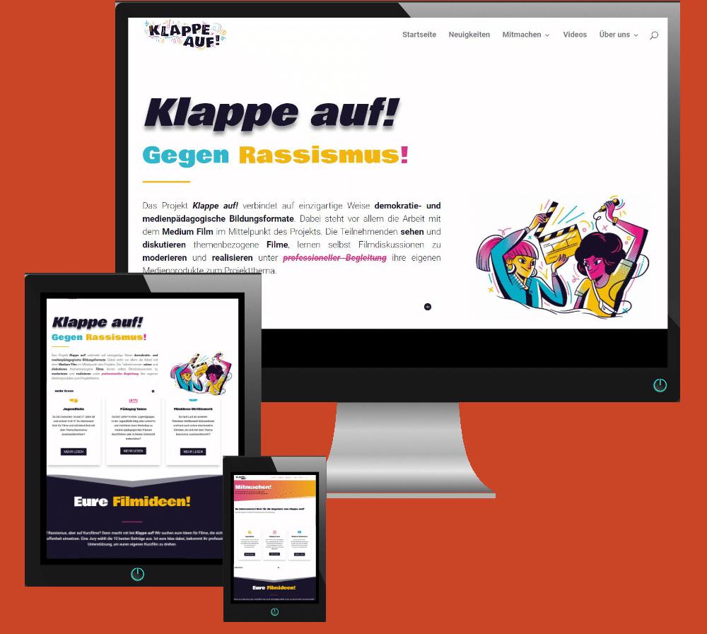 Klappeauf!-screen