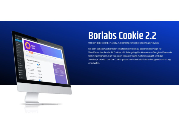 borlabs coockie wordpress plug-in